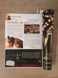 Revista Deguste: Brioche