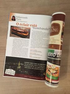 Revista Deguste: Éclair