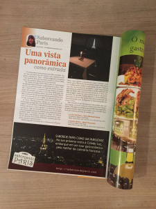 Revista Deguste: Jantar com Vista